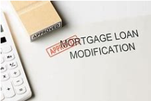 approved mortgage modification