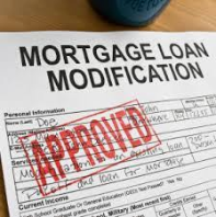 mortgage modification approved